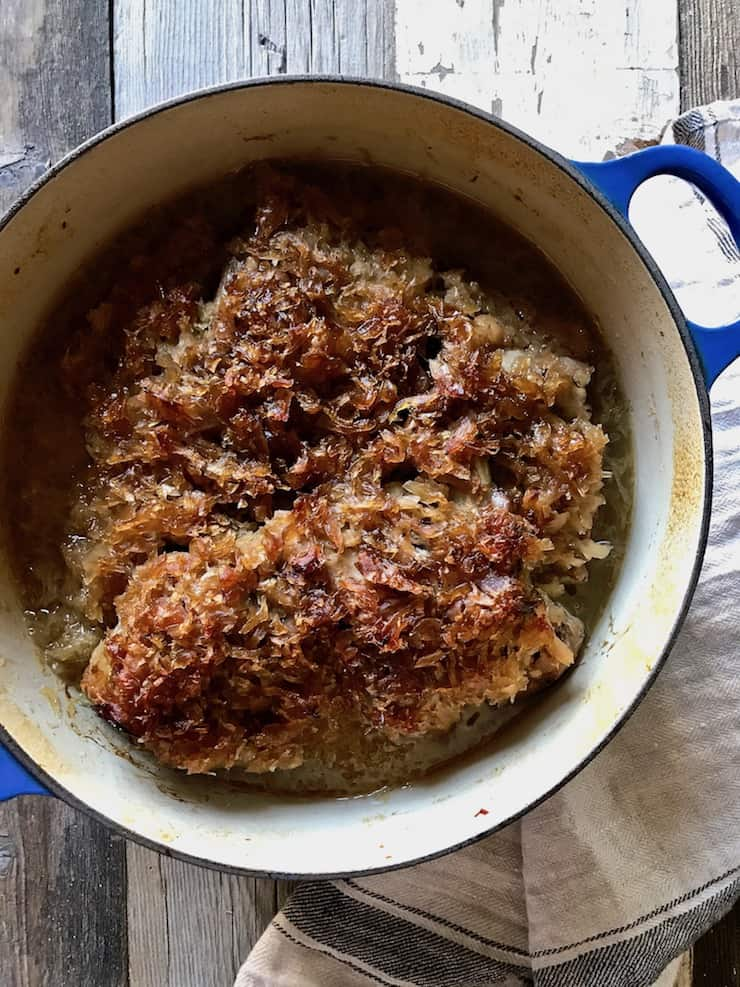 Braised Pork and Sauerkraut