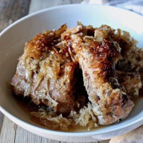 Braised Pork and Sauerkraut