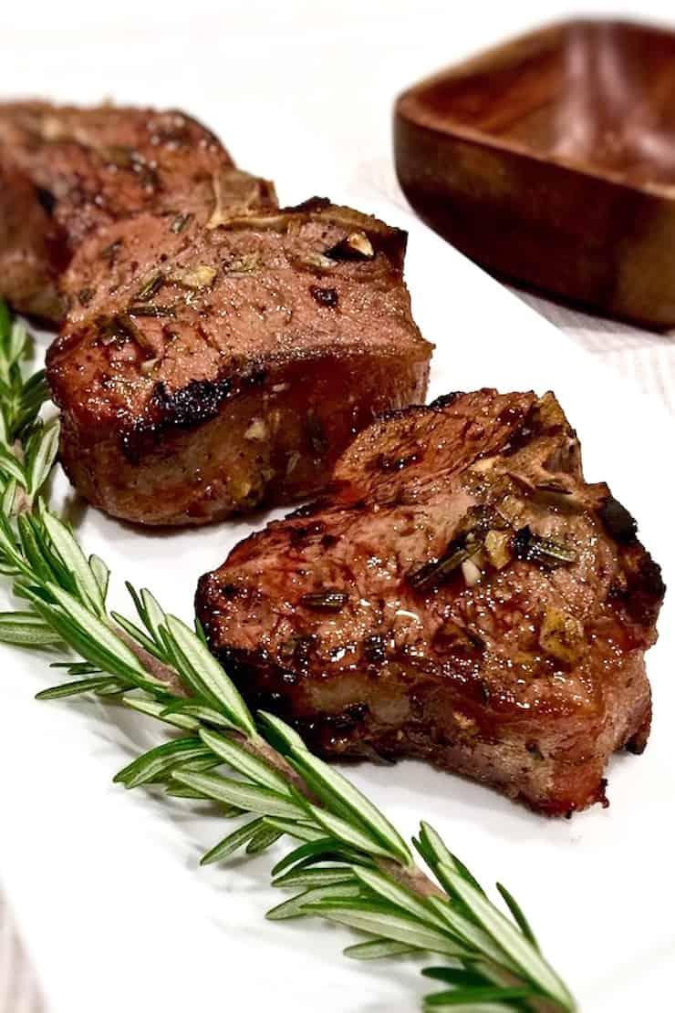 lamb chop barbecue recipe Grilled Lamb Chops