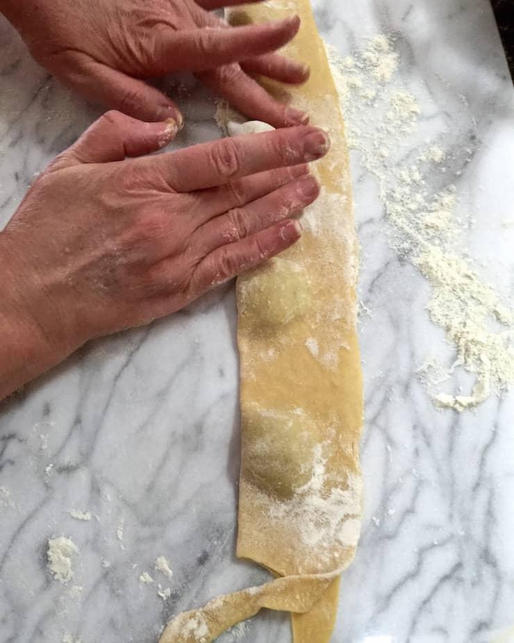 Nana's Ravioli