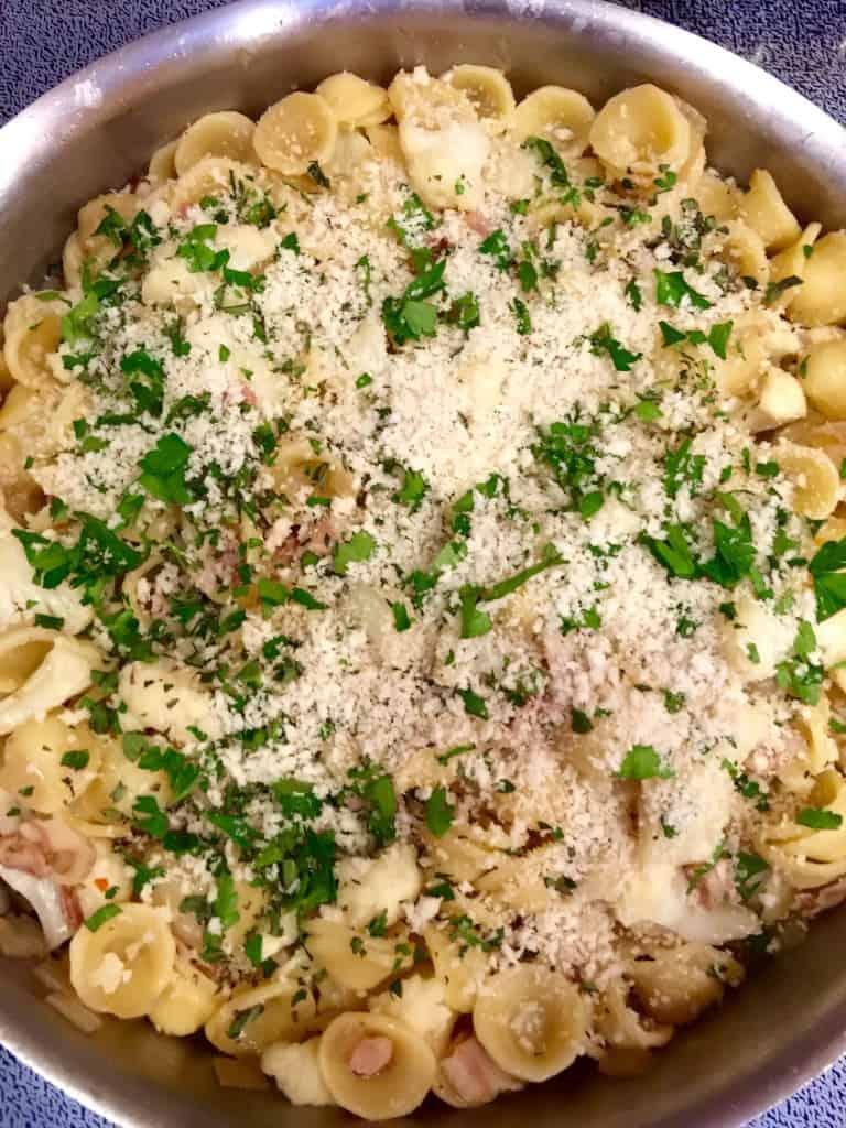 Lidia S Kitchen Spaghetti Caruso