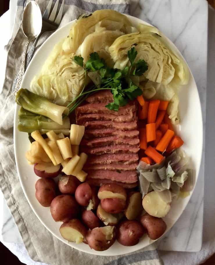 St. Patrick's Day Feast