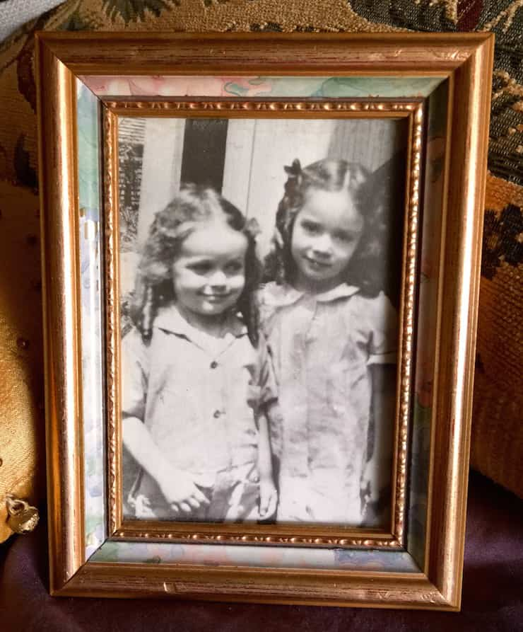 Photo of Mom and Ann
