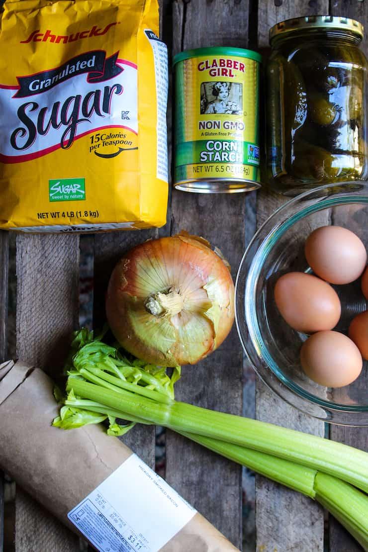 Ingredients photo.