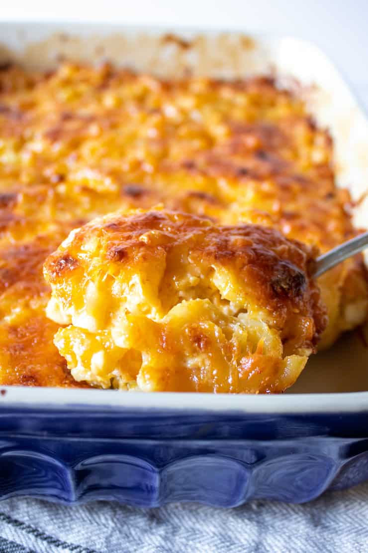 Southern Baked Macaroni And Cheese The Hungry Bluebird