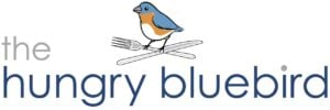The Hungry Bluebird